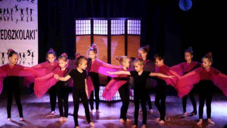 U nas tańczą przedszkolaki