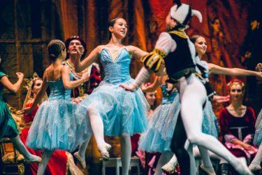 Baletnice z MDK zatańczyły z The Royal Moscow Ballet