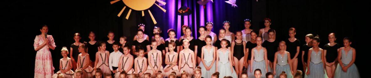 Koncert grup baletowych